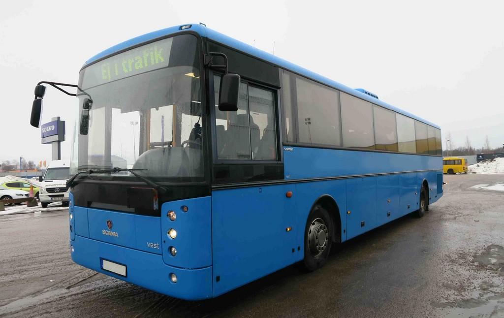Obrázek: Scania Vest Contrast K 270  Handicaplift
