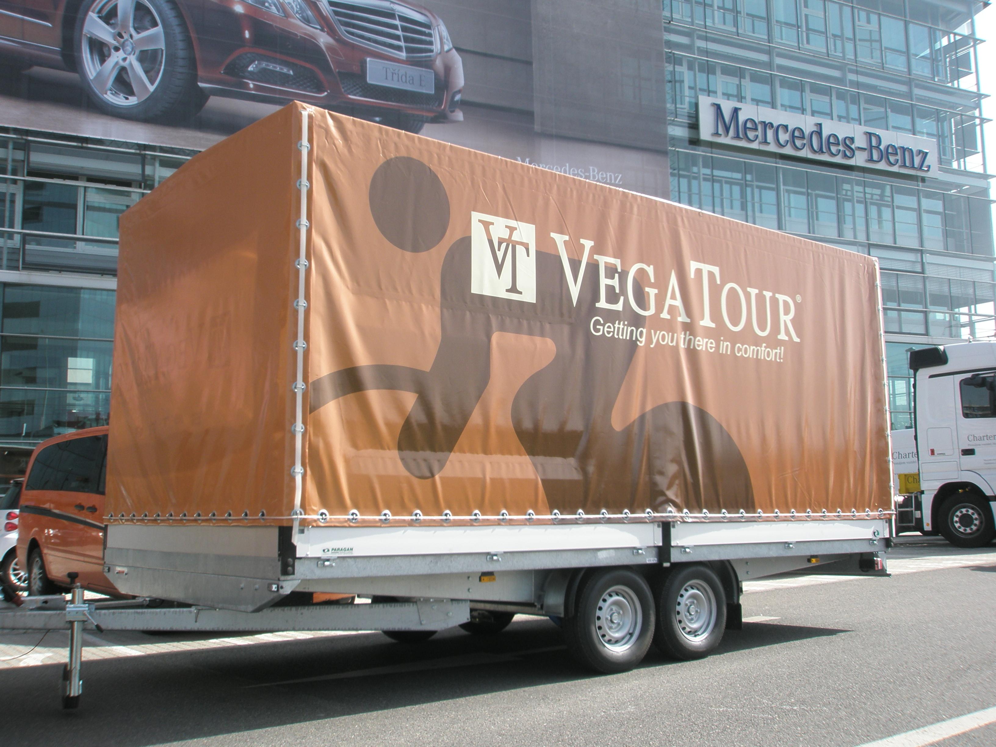 Obrázek: Bike trailer