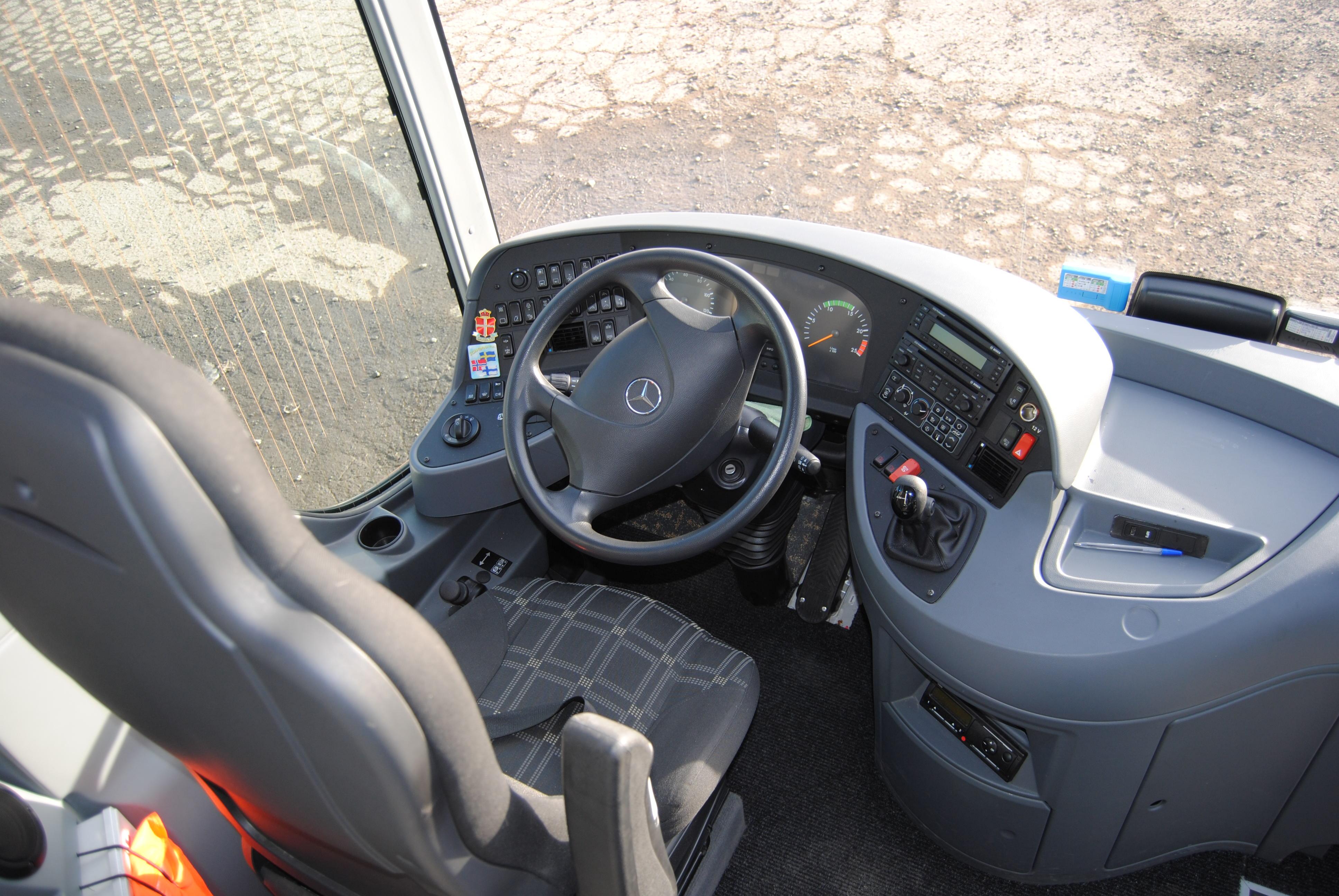 Obrázek: Mercedes-Benz Tourismo15 RHD