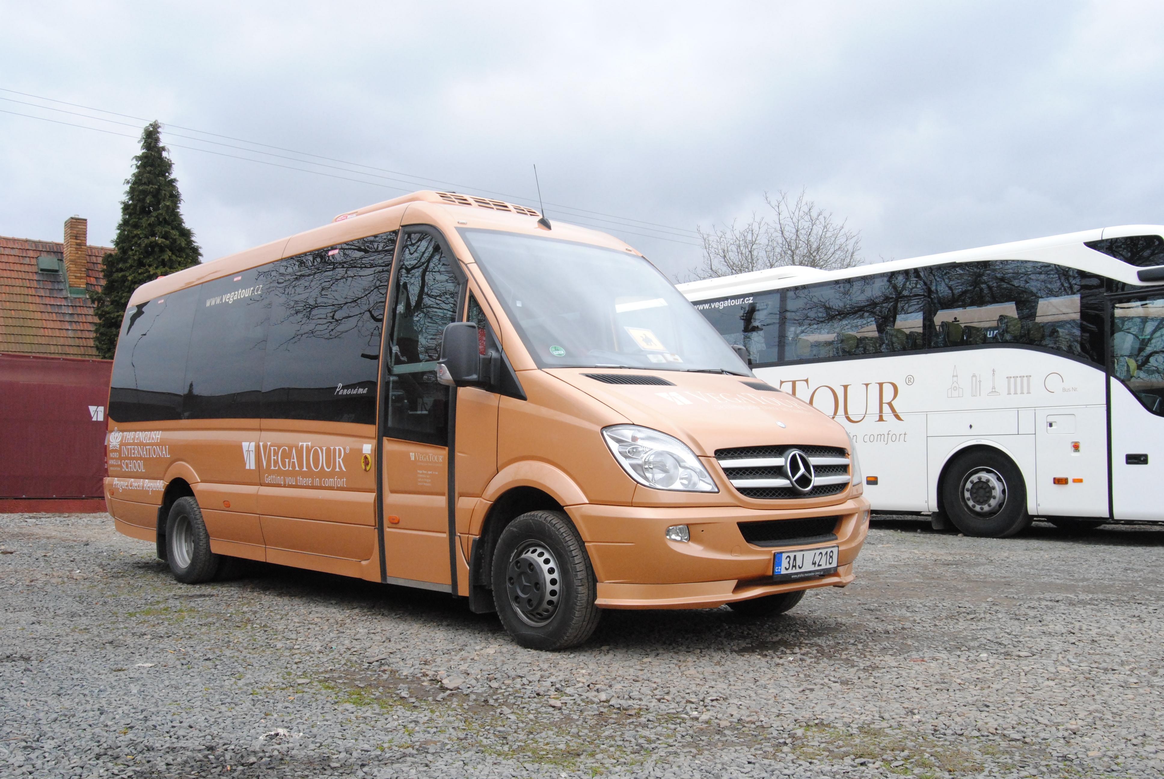 Obrázek: Mercedes-Benz Sprinter 519