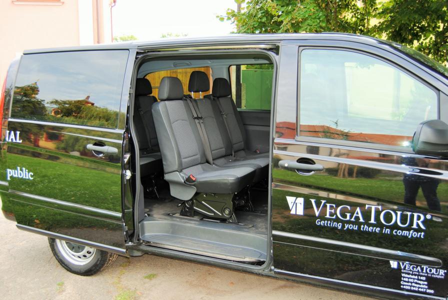 Obrázek: Mercedes-Benz Vito Kombi 113 CDI lang