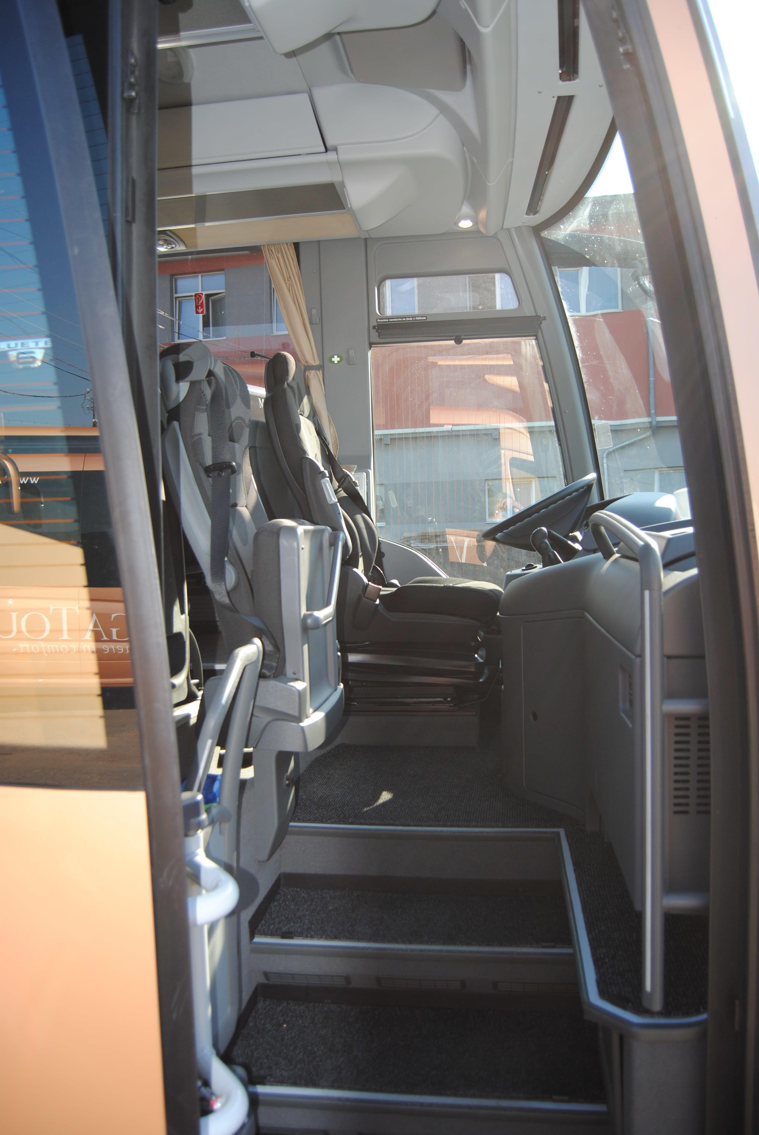 Obrázek: Mercedes-Benz Tourismo K