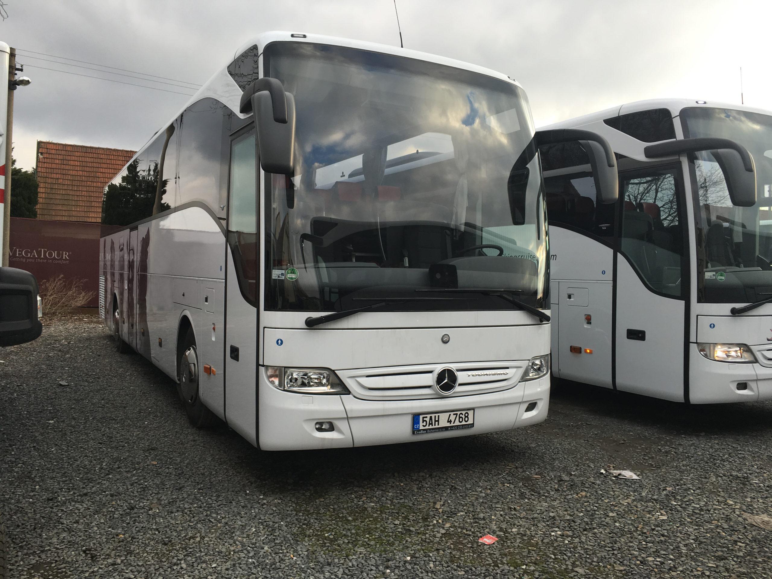 Obrázek: MB TOURISMO 15 RHD