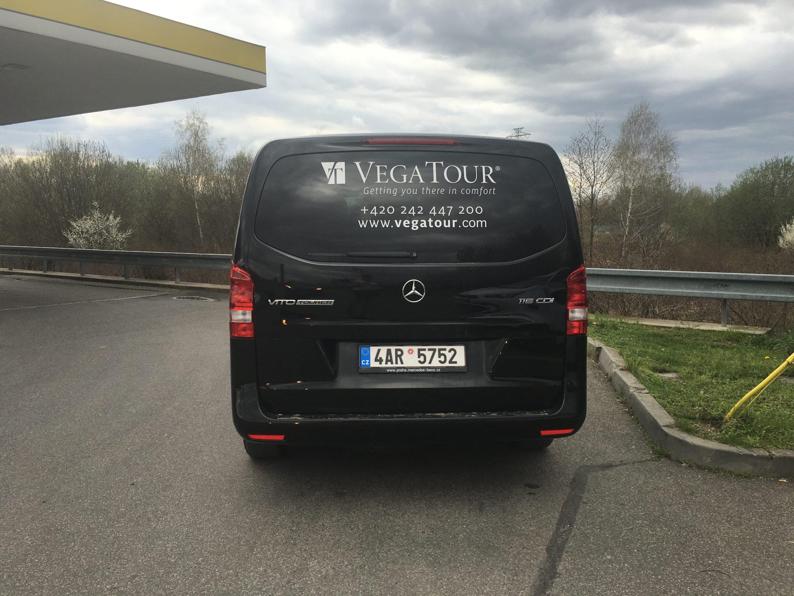 Obrázek: Mercedes-Benz Vito Kombi