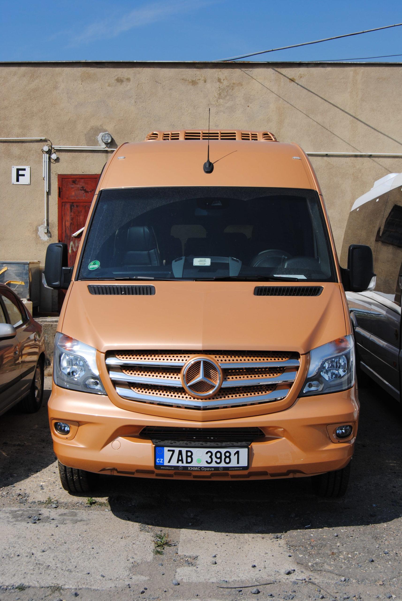 Obrázek: Mercedes-Benz Sprinter